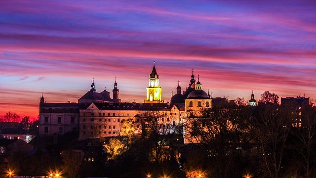 Lublin atrakcje turystyczne