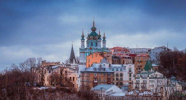 atrakcje Kijowa