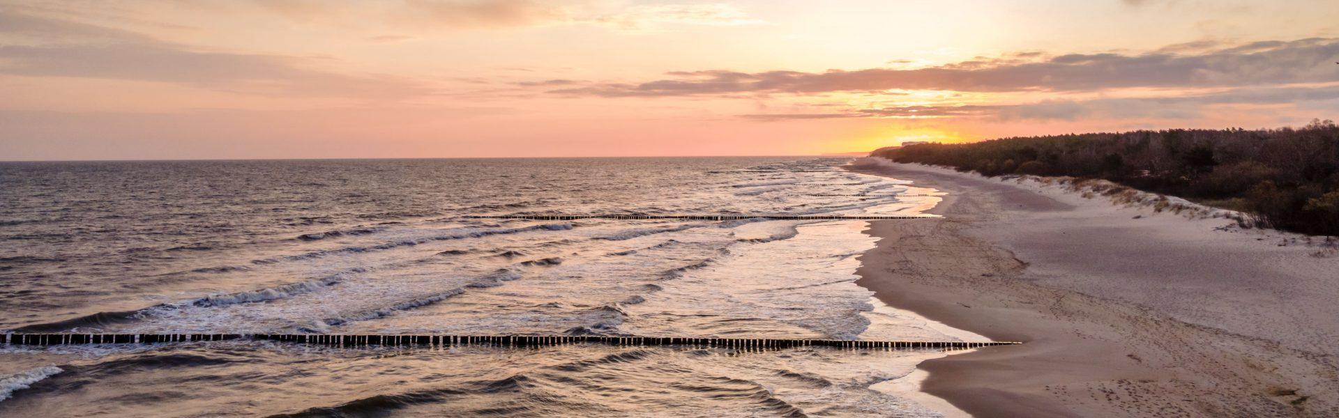 Dziwnów – apartamenty z widokiem na morze